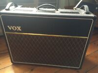1999 Vox AC30/6TB Amp in mint condition with Celestion Greenback speakers