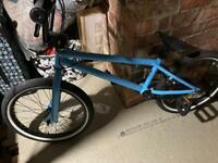 """BMX bike voodoo zaka 20"""" frame"""