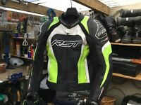 Mens RST Track Tech Evo motorcycle leathers