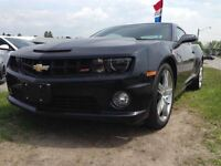 2012 Chevrolet Camaro 2SS|6 Speed|45th Anniversary|V8|HID|