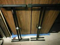 2x Keyboard Stands