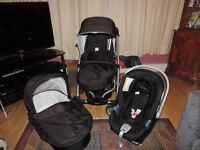 Mama & Papas Sola Pushchair & Travel System