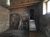 Steel / Metal Steps / Stairs