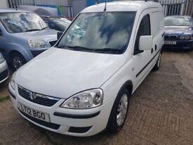 2012 Vauxhall Combo Van 1.3
