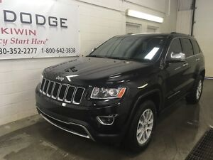 2014 Jeep Grand Cherokee Limited 4x4 Leather Seats