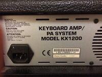 Behriner keybord amp