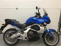 Kawasaki Versys KLE 650 2009 Credit / Debit cards welcome adventure commuter