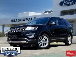 2017 Ford Explorer XLT,LEATHER,NAVIGATION,SUNROOF