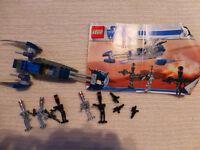 Lego Starwars 8015 Assassin Droids Battle Pack 100% complete