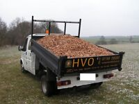 WOODCHIP. delivered right to your door.
