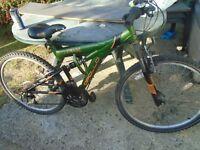 boys / girls appolo outrage bike