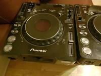 Pair CDJ 1000 MK3