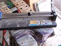 DP tools 430mm tile cutter used in fair condition