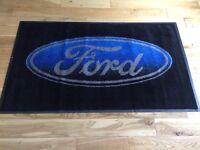 Ford logo showroom / garage mat
