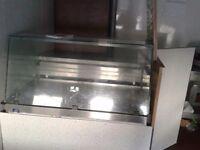 small display fridge