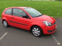 Ford Fiesta Style 1242.cc 0/7 plate