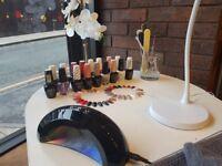 Nail tech wanted for nail bar rental.