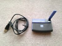 Linksys WUSB54G Wireless-G 54Mbps USB Network Adapter