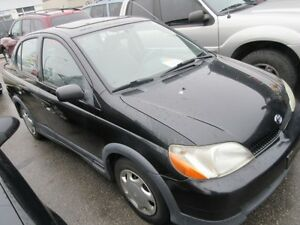 2000 Toyota Echo Sunroof, Only 146 km, Safety, E. Test
