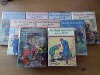 Nine Secret Seven Books all hard back originals