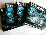 Titanic magazine set
