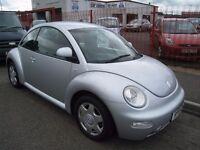 Volkswagen Beetle. Only 71000 Miles. MOT - July 2017