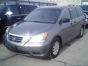 2009 Honda Odyssey LX**ACCIDENT FREE**CERTI & 3 YEARS WARRANTY I
