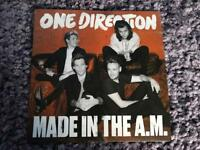 One Direction Made in The A.M. Vinyl