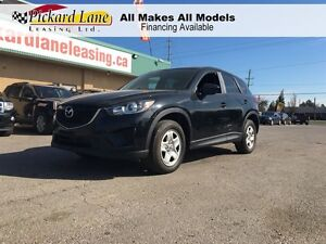 2015 Mazda CX-5 $125.06 BI WEEKLY! $0 DOWN! LOW MILEAGE! DEALER