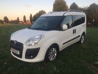 2010 Fiat Doblo 2.0 MultiJet 16v Dynamic (Family Pack) 5dr (7 Seats) New Shape/Hpi Clear