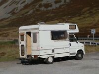 Looking for a campervan