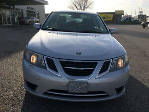 2009 Saab 9-3 AWD Sport sedan Leather sunroof Alloys Kitchener / Waterloo Kitchener Area image 10
