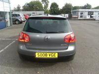 2008 08 VOLKSWAGEN GOLF 2.0 GT TDI 5D 138 BHP **** GUARANTEED FINANCE **** PART EX WELCOME **