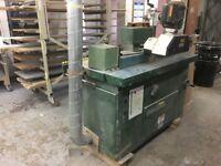 Linisher/edge sander for sale 3 Phase supply Felder FS900F YofM – 1999 CHEAP!!