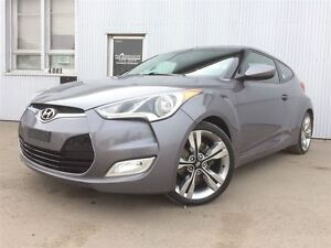 2012 Hyundai Veloster BASE. LEATHER, SUNROOF, BACKUP CAM, NAVIGA