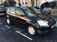 Cheap Ford Fiesta 1.2 Black 5 door 50k Miles