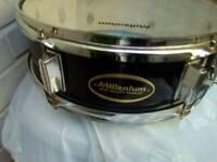 Millenium snare drum
