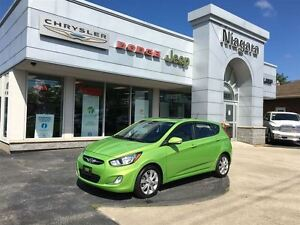 2014 Hyundai Accent GL, ALLOYS, SUNROOF, HTD SEATS, BLUETOOTH