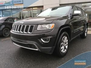2015 Jeep Grand Cherokee Limited - *4x4 Select Terrain* Cuir - T