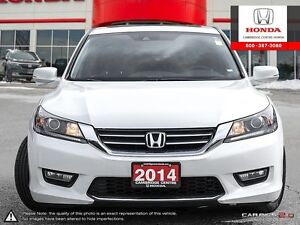 2014 Honda Accord EX-L LEATHER INTERIOR | SUNROOF | LANEWATCH...