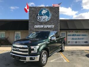 2015 Ford F-150 WOW LARIAT FX4! $199.00 BI-WEEKLY+TAX!