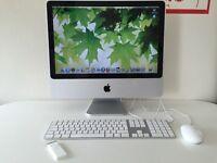 "iMac desktop 20"" screen (2008)"