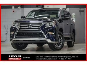 2018 Lexus GX 460 4WD; CUIR AUDIO TOIT GPS ANGLES MORTS