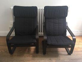 IKEA POÄNG armchair