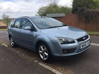 2006 FORD FOCUS 1.8 TDCI ESTATE, FULL SERVICE HISTORY, JUST SERVICED, FAULTLESS DRIVE, BARGAIN!