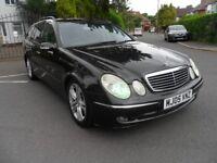 Mercedes Benz E220cdi - Black, Diesel, Estate, Leather, Xenons