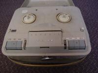 3 Grundig TK14 Reel to Reel Tape Recorders - all spares repair