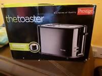 Brand new prestige toaster