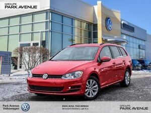 2016 Volkswagen Golf Sportwagon SIÈGES CHAUFFANTS   MAGS   AC