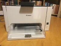 Printer Canon i/senses LBP 7010C with ink cartridges